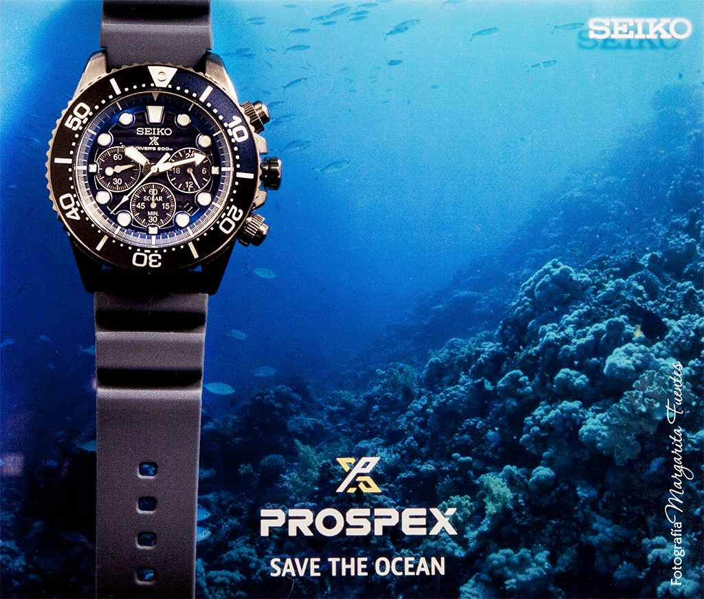 "Desde la profundidad ""Prosperx Save the Ocean"""