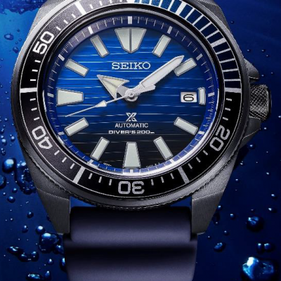"Reloj Seiko Proxpex ""SAVE THE OCEAN"" SRPD09K1"